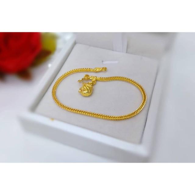 สร้อยข้อมือเศษทองน้ำหนัก 1 สลึง 💰💥💥 . . . ราคา 450฿  #กำไลข้อมือ  #เศษทองแท้  #กำไลข้อมือ #แหวนแต่งงาน