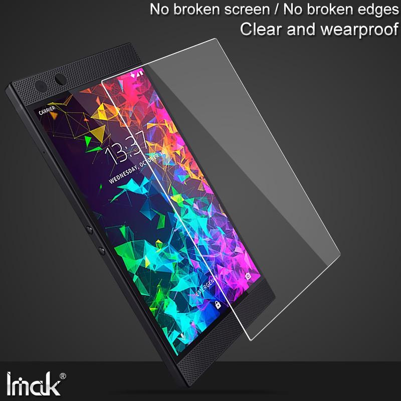 ฟิล์มกันรอยหน้าจอสําหรับ Razer Phone 2