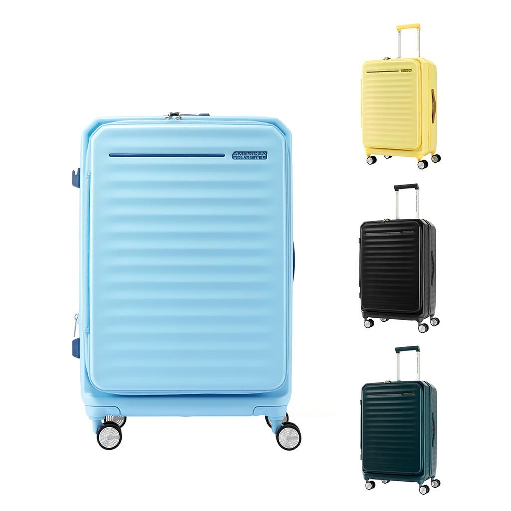 AMERICAN TOURISTER กระเป๋าเดินทางล้อลาก (25นิ้ว) รุ่น FRONTEC SPINNER 68/25 EXP TSA