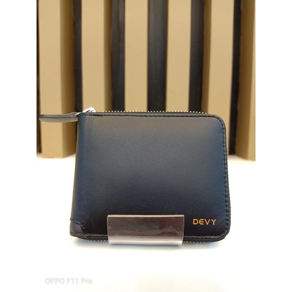 กระเป๋าธนบัตรแบบครึ่งใบ Devy รุ่น 876