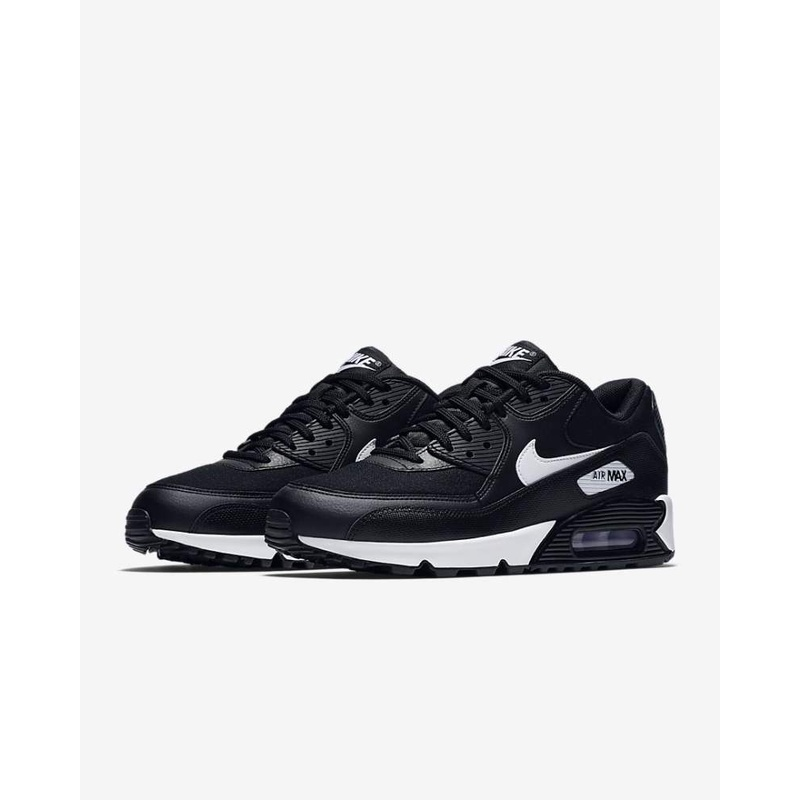 การกวาดล้าง8.8โปรโมชั่นAir Max 90 Black/White Size 37-45 รองเท้าผ้าใบ รองเท้าวิ่ง ชาย หญิง รองเท้ากีฬา