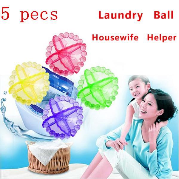 Wash Ball Cleaner for Washing Machine Laundry Decontaminate