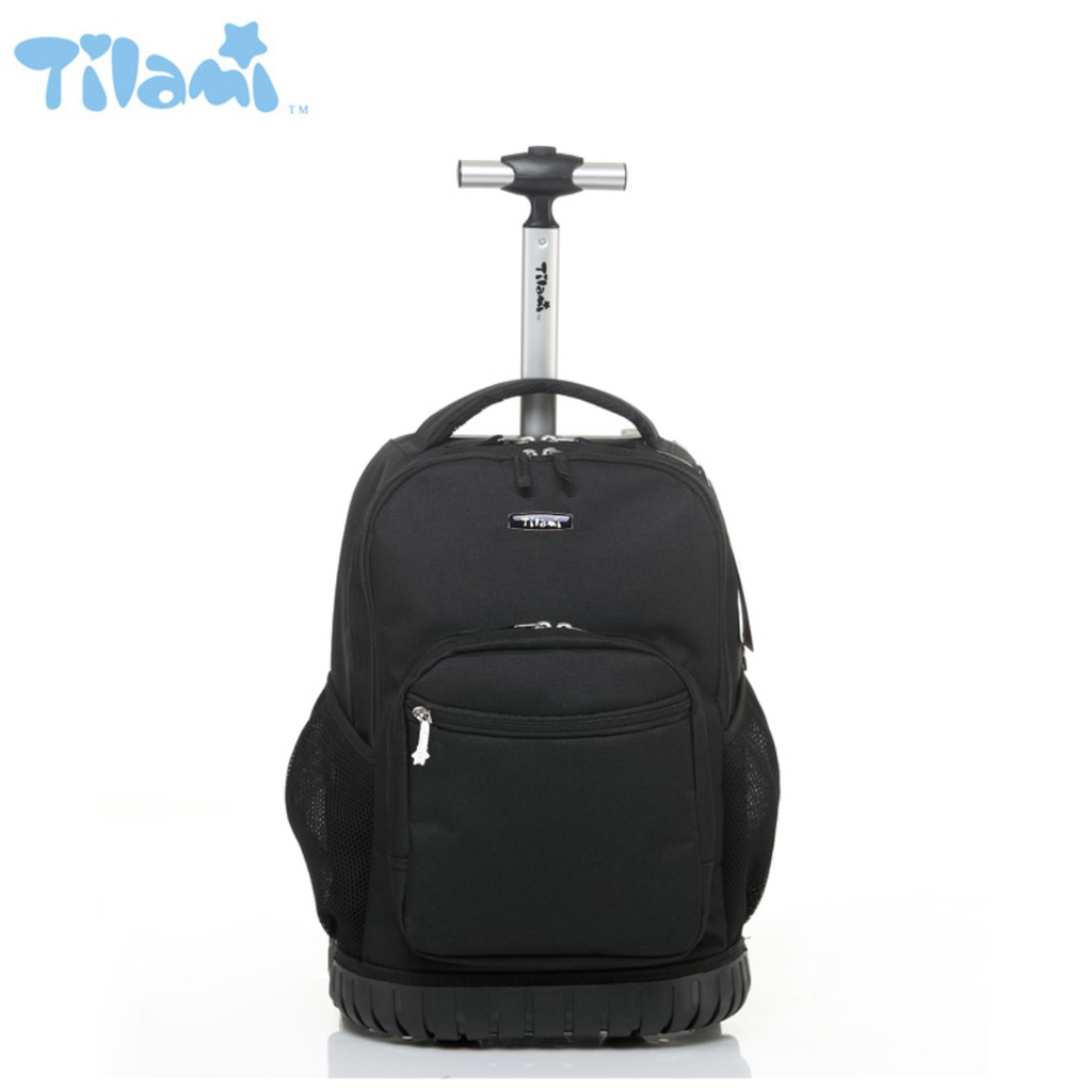 NEW Tilami กระเป๋านักเรียนล้อลาก กระเป๋าเดินทางล้อลาก และ Aoking Big Wheel