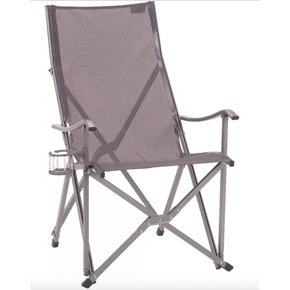 เก้าอี้  เก้าอี้สนาม COLEMAN US Patio Sling Chair เก้าอี้พับได้ เก้าอี้สนาม อุปกรณ์เดินป่า แคมป์ปิ้ง เก้าอี้พับ