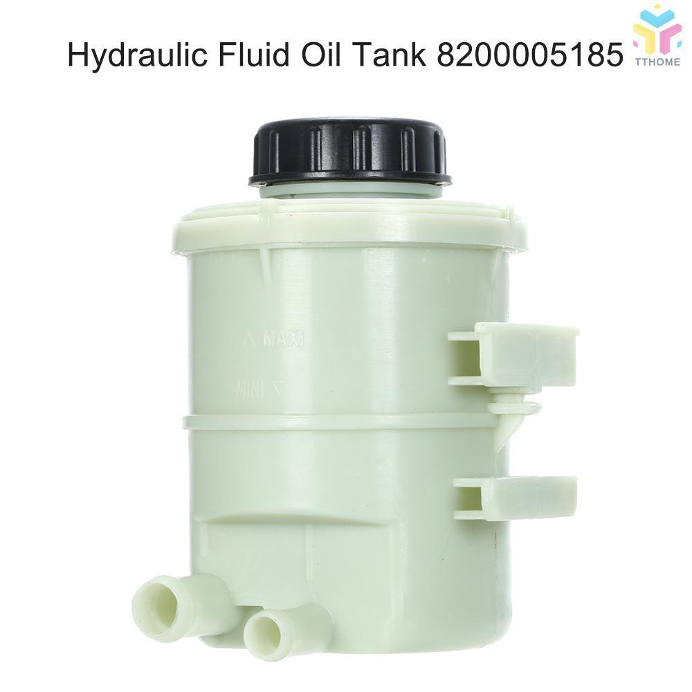 ☛ Ready Stock T&T Power Steering Reservoir Expansion Tank Hydraulic Fluid Oil Tank Fit for DACIA Duster Sandero 82