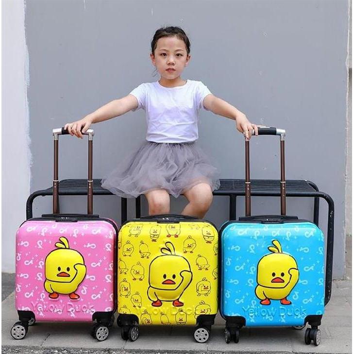 ❣₪กระเป๋าเดินทางสำหรับเด็ก เด็กชาย เด็กชาย กันฝน ใช้ในโรงเรียน กระเป๋าเดินทางเด็ก กระเป๋าเดินทาง กระเป๋าเดินทางของเด็กผู