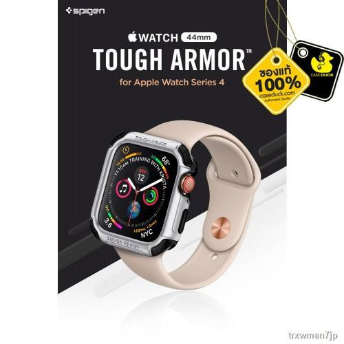 🔥ราคาดีที่สุด!🔥☎﹊Apple Watch Series 4 / 5 (40/44 mm) Spigen Tough Armor Case