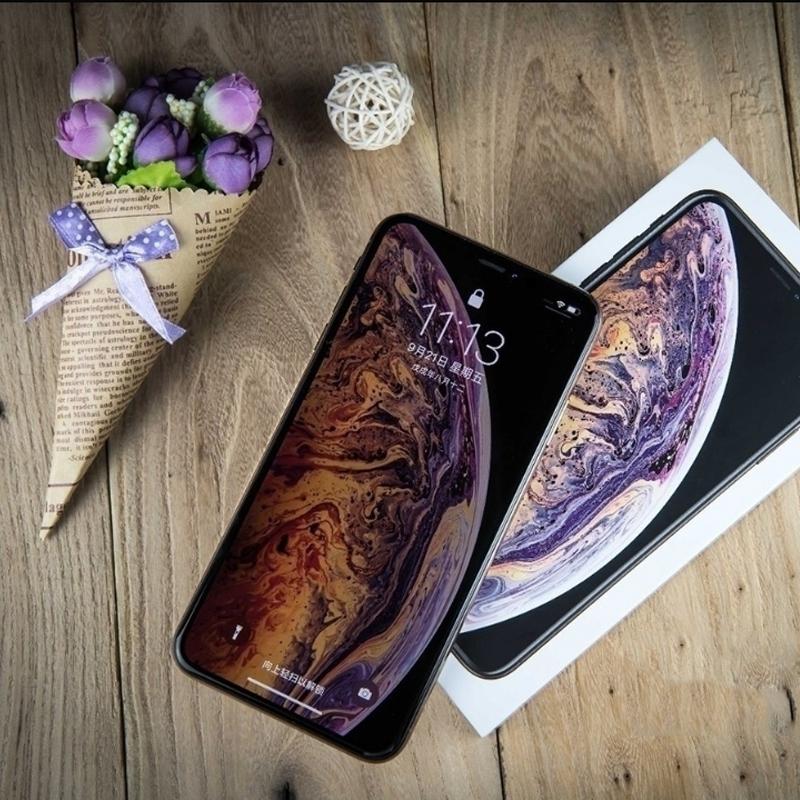Apple iphone XS Max / 64GB / 256GB / 512GB จอแอลซีดีต้นฉบับ 99%   ต้นฉบับใหม่มือสอง【รับประกัน 1 เดือน】
