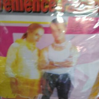 เสื้อกันฝนพี่วินใส่ได้ทั้งเด็กผู้ใหญ่ผู้ชายผู้หญิง