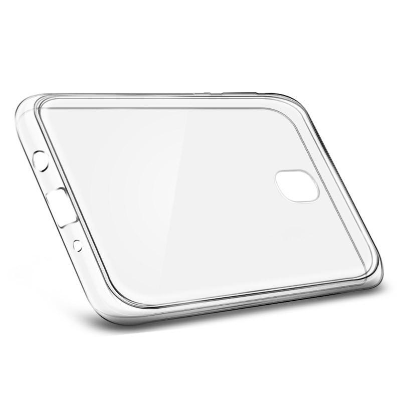 Samsung Galaxy C9 Pro A3 A5 A7 2017 A6 A8 A9 2018 S10 S9 S8 Plus S7 S6 Edge Plus Transparent Clear Case Back Cover