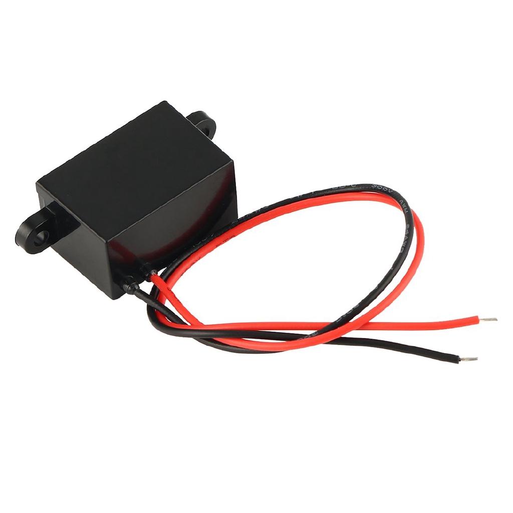 4PCS 70-480V 2-Wire LED Display Panel Voltmeter Electric ... on
