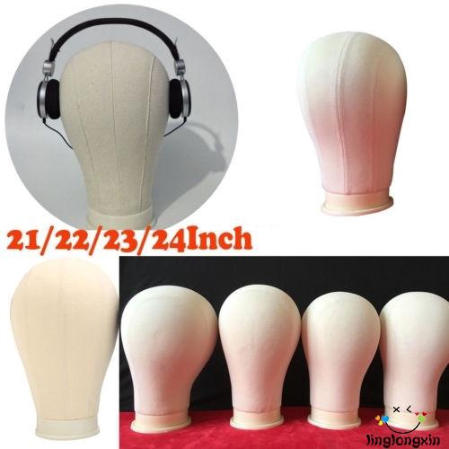 New Prop Building Supply-MANNEQUIN HEAD-Halloween costume Mask Wig Display-WOMAN