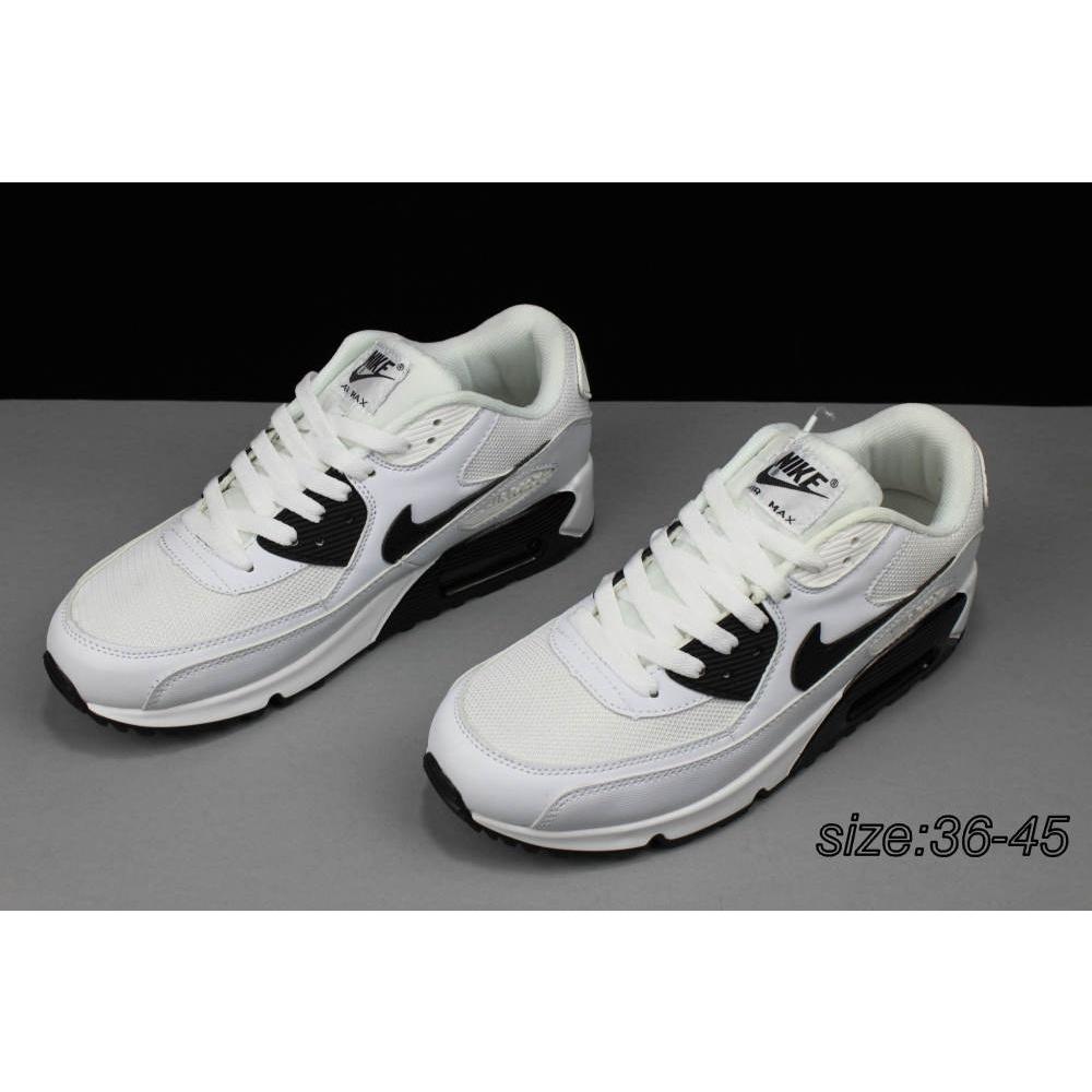 การกวาดล้าง8.8โปรโมชั่นAir Max 90 รองเท้ากีฬา รองเท้าผู้ชาย รองเท้าสตรี รองเท้าลำลอง แฟชั่น อ่อนนุ่ม รองเท้าวิ่ง หนังแท้