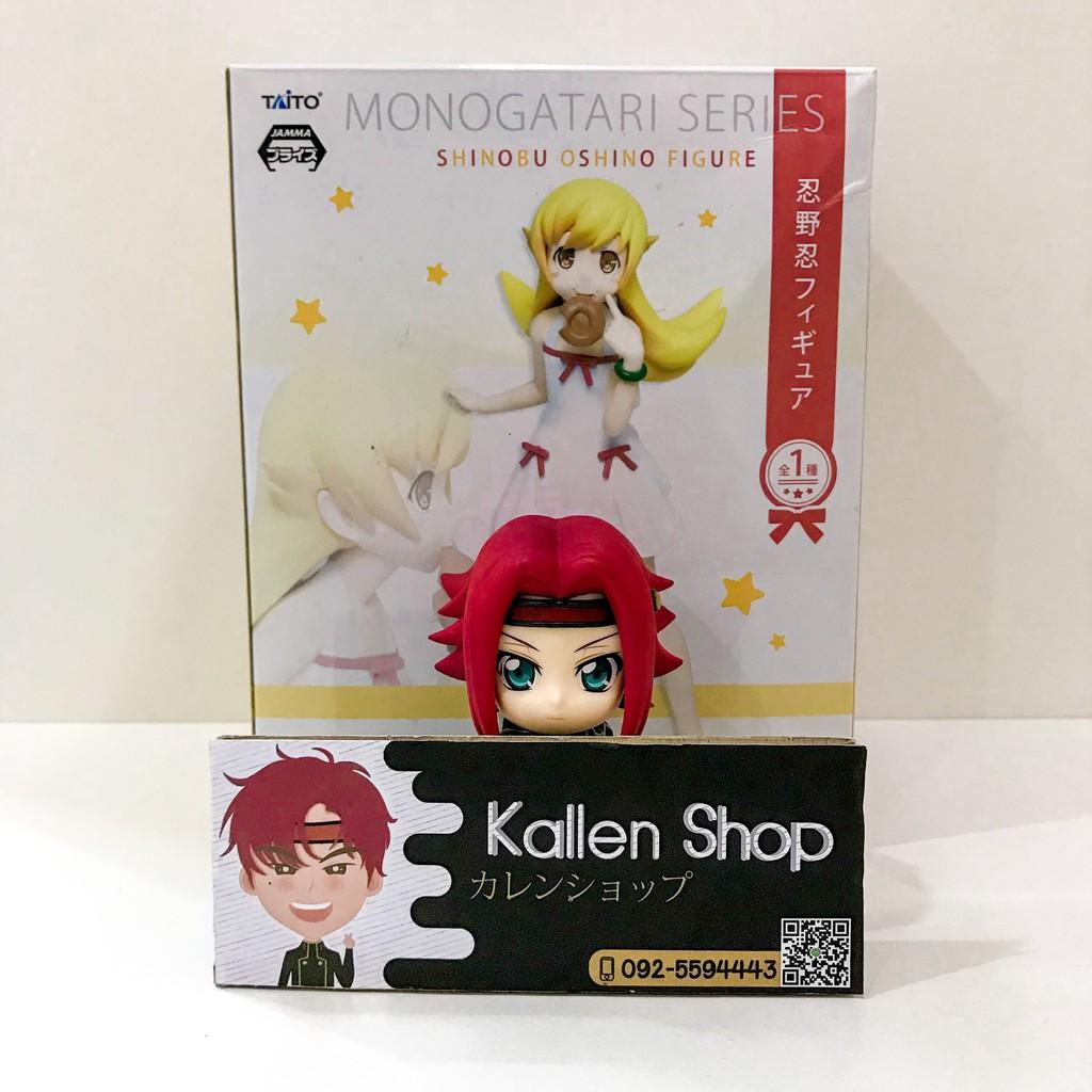 ฟิกเกอร์แท้ 💯 Monogatari Series: Second Season - Oshino Shinobu - Premium Figure (Taito)