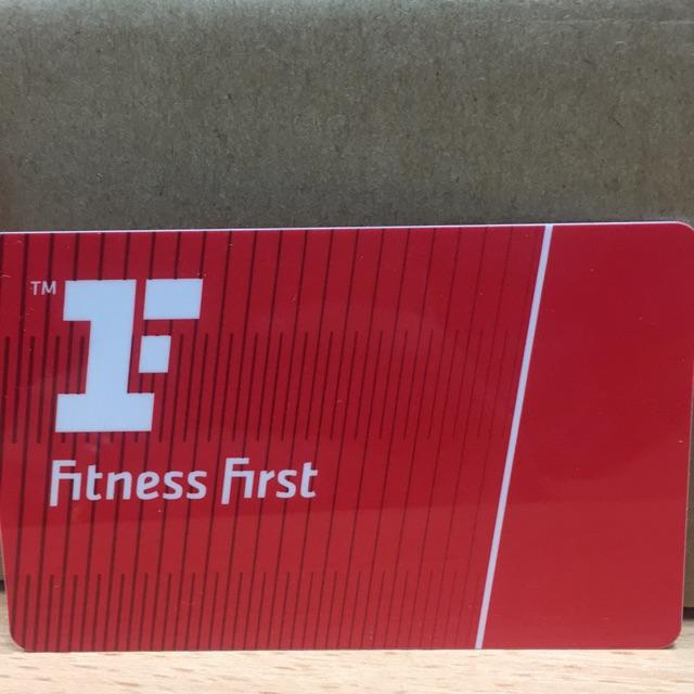Fitness first Platinum สัญญาเหลือ 3 เดือน