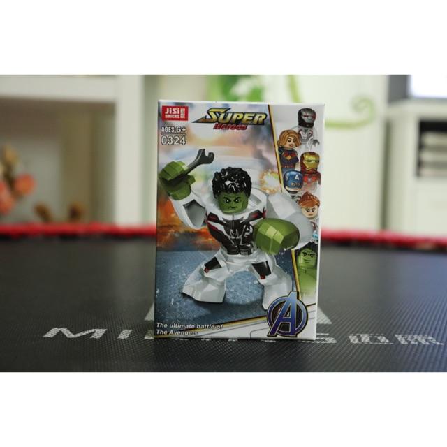 Lego Hulk marvel End game