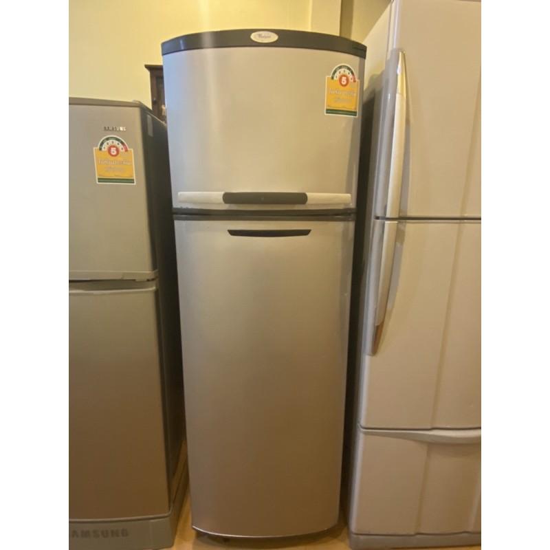 ตู้เย็นมือสอง 10คิวสวยๆมีประกันพร้อมใช้งาน