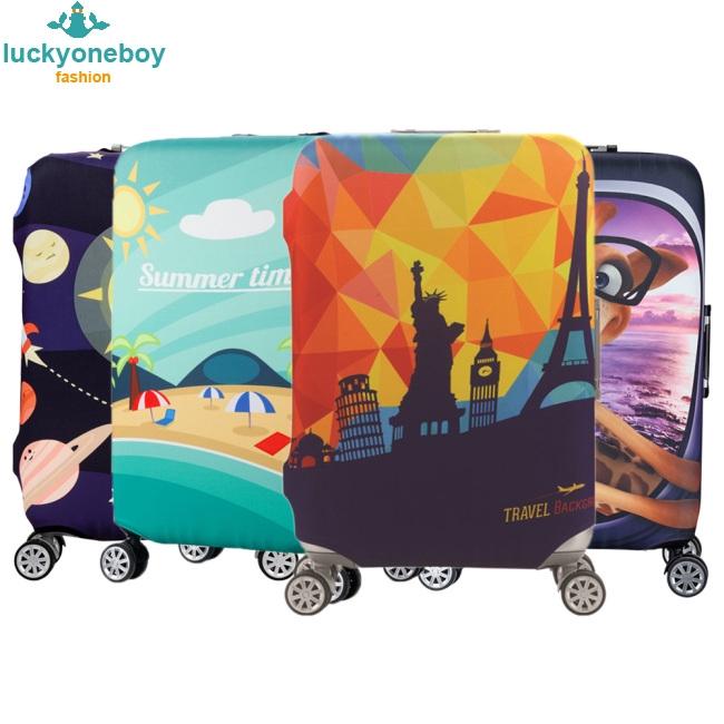 กระเป๋าเดินทางแบบยืดหยุ่นสำหรับกระเป๋าเดินทาง 20 / 24 / 28 / 30นิ้ว