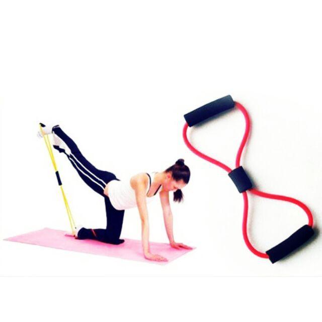 ยางยืดออกกำลังกาย ผ้ายืดออกกำลังกาย ยางยืดแรงต้าน  ยางยืดออกกำลังกายแรงต้านสูง