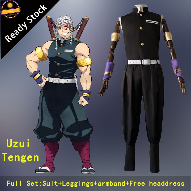"Ready Stock Uzui Tengen À¸Š À¸""คอสเพลย Shopee Thailand Great news!!!you're in the right place for cosplay tengen uzui. ready stock uzui tengen ช ดคอสเพลย"