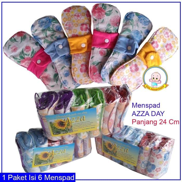 ผ้าอนามัยกันเปื้อน (Azza Menspad)