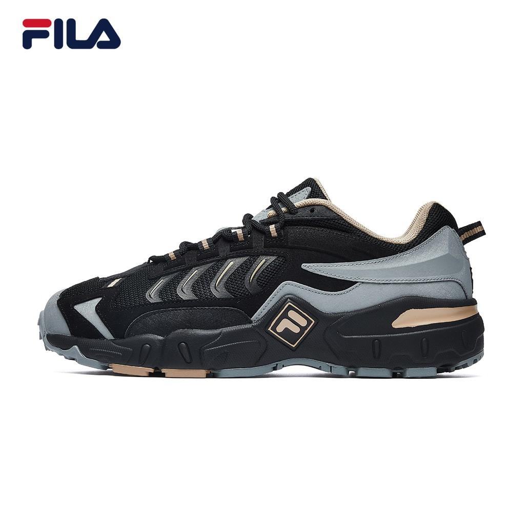 > FILA รองเท้าผู้ชายพ่อรองเท้า 2020 ฤดูร้อนใหม่ตาข่ายระบายอากาศรองเท้ากีฬาผู้ชายรองเท้าวิ่งบางรองเท้าลำลอง