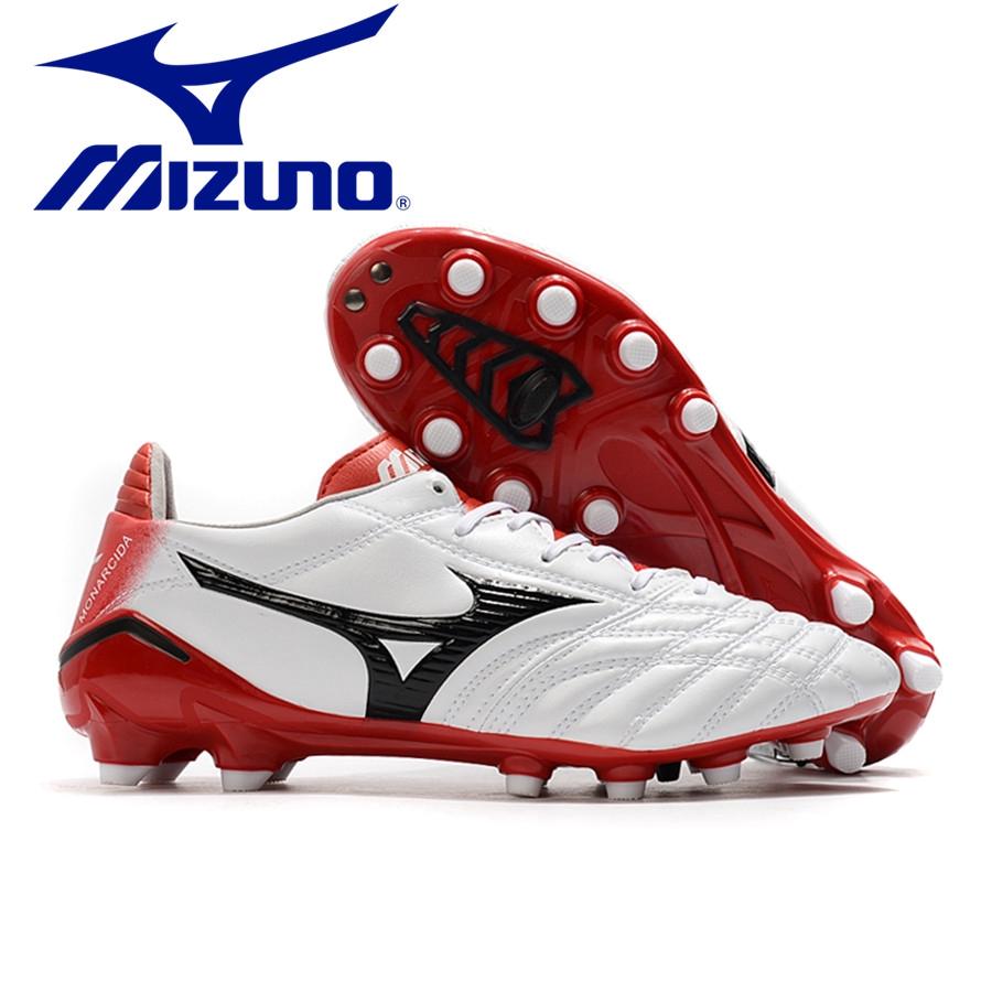 รองเท้าแตะ Mizuno Morelia Neo II FG รองเท้าฟุตบอล รองเท้าสตั๊ด