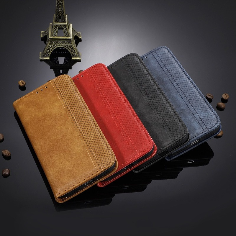 2021❏Samsung A02S A12 A32 A72 A52 5g A6s A7 2018 A9 2018 A9s A9 Star Pro Case กระเป๋าสตางค์หนัง PU Flip Cover Case