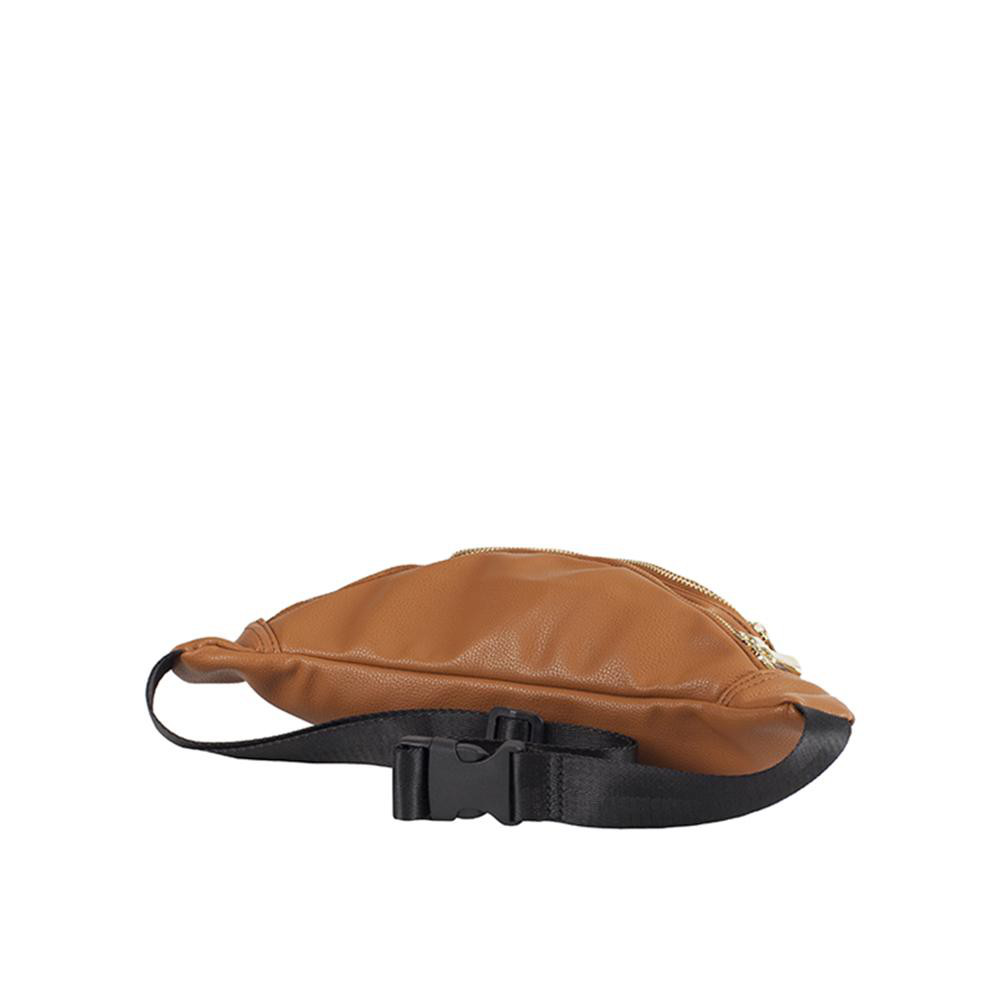 anello กระเป๋าคาดเอว Grain Body Bag PU_OS-G002 - CAMEL