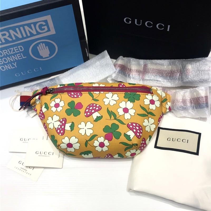 New gucci  belt bag fullset