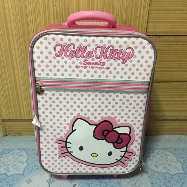 กระเป๋าล้อลาก คิตตี้ กระเป๋าเดินทาง