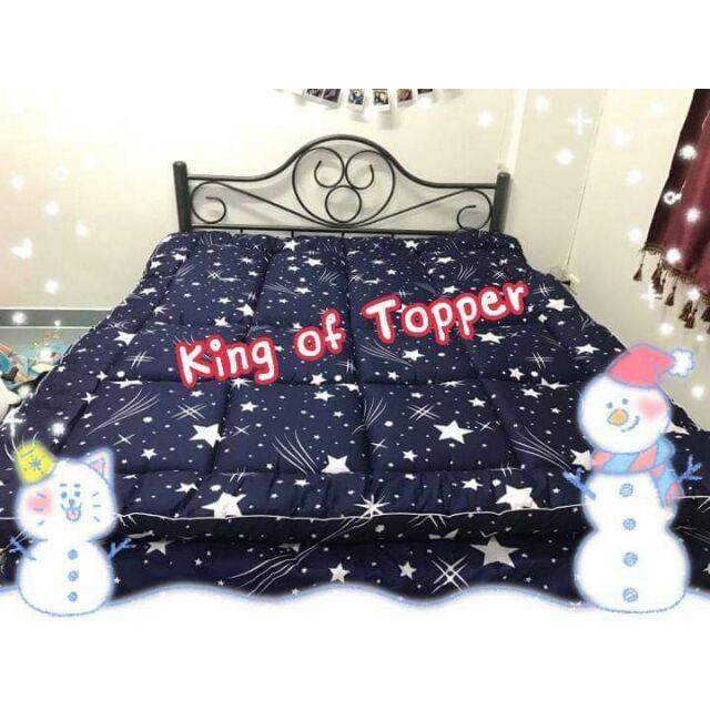 ที่นอน King Topper ขนาด 3.5 ฟุตหนา 4 นิ้ว