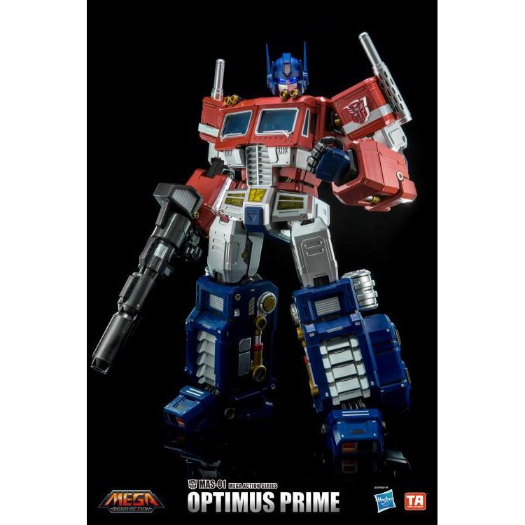 หุ่น Transformer Optimus Prime Mega Action Figure 18 inches