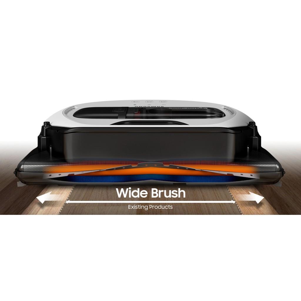 SAMSUNG VACUUM POWER BOT# VR10M7030WG/ST หุ่นยนต์ดูดฝุ่น xbnp