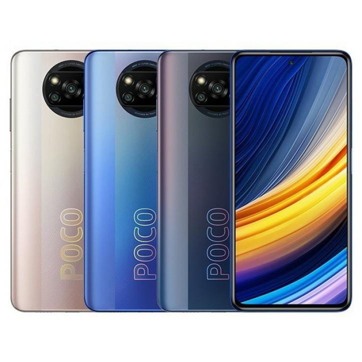 🔥💖🌟▧Xiaomi  POCO X3 Pro(6+128GB)และ(8+265GB)โทรศัพท์สมาร์ทโฟน Snapdragon860  จอ120Hz 6.67'พร้อมส่ง