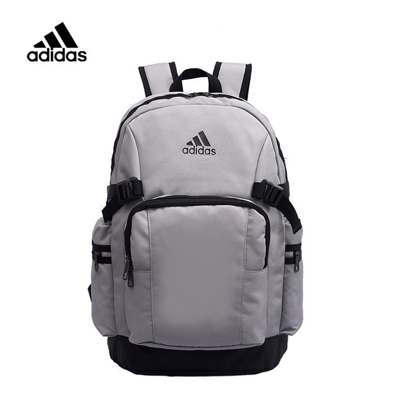 [ตลอดทั้งปีในสต็อก] fashion กระเป๋าเป้แฟชั่น Adidas กระเป๋าเป้เดินทางกลางแจ้ง น้ำหนักเบาสบายกระเป๋า อินเทรนด์