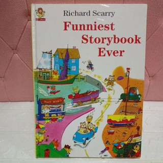 Funniest Storybook Ever by Richard Scarry