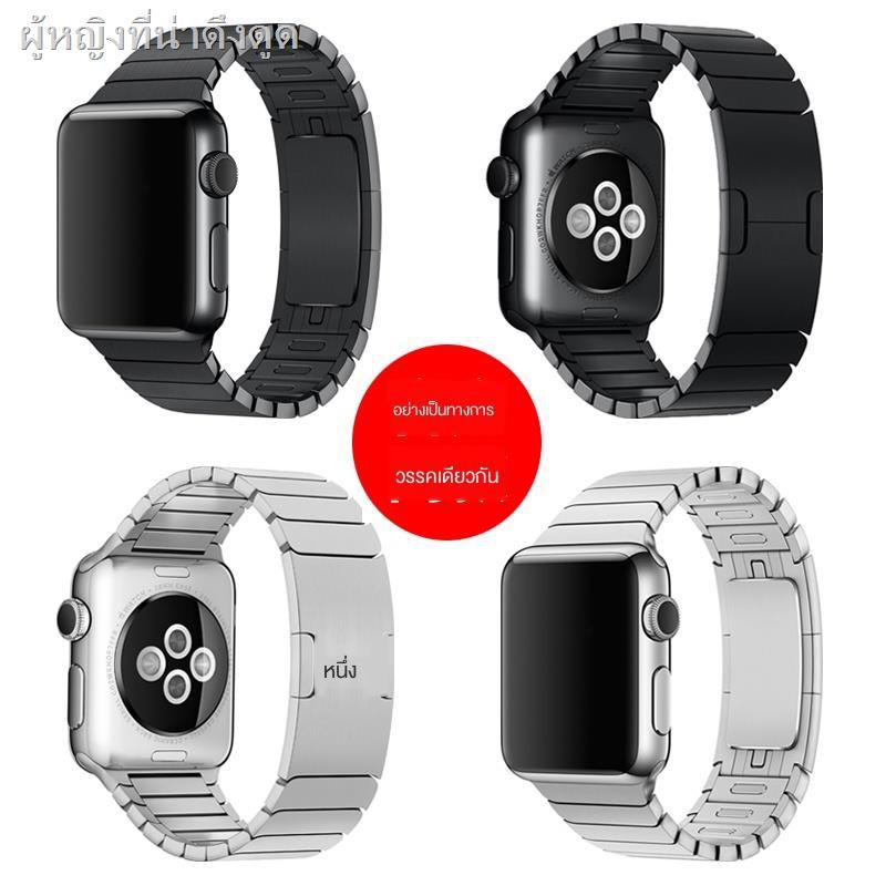 สำหรับ Apple Watchสายนาฬิกาข้อมือ สำหรับสายนาฬิกาข้อมือ Apple Watch◊✸◊Competitors are suitable for applewatch6 strap Apple watch iwatch2345 generation chain stainless steel 42mm384440 male universal iphone series S32 tide
