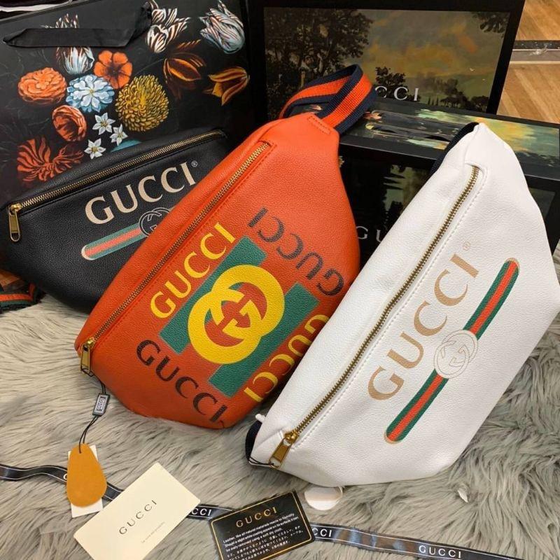 กระเป๋า belt bag gucci