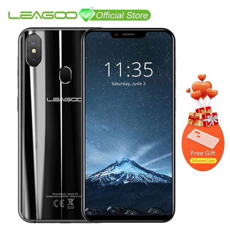 โทรศัพท์มือถือ LEAGOO S 9 5 85