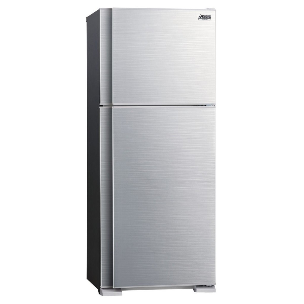 MITSUBISHI ELECTRIC ตู้เย็น 2 ประตู (15.0 คิว, สีซิลเวอร์เวฟไลน์)