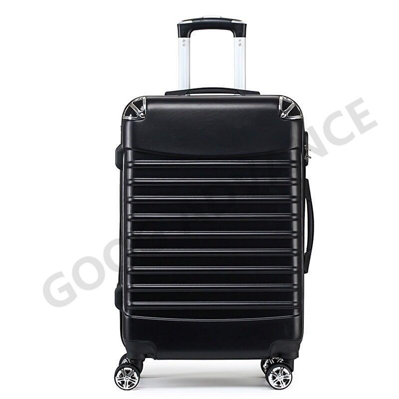 กระเป๋าเดินทาง กระเป๋าล้อลาก กระเป๋าเดินทาง 20 นิ้ว กระเป๋าขึ้นเครื่อง 8 ล้อคู่ หมุนได 360 องศา 20/24นิ้ว nsMi