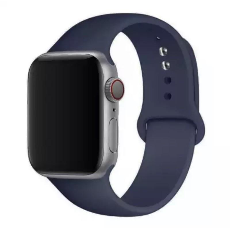 ✅🔥💥♛✳พร้อมส่ง‼️สาย สำหรับ Apple Watch สีมาใหม่ series 6 5 4 3 2 1 applewatch ขนาด  42mm 44mm 38mm 40mm