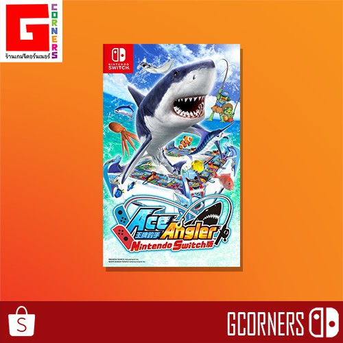 Nintendo Switch : เกม Ace Angler ( ENG )