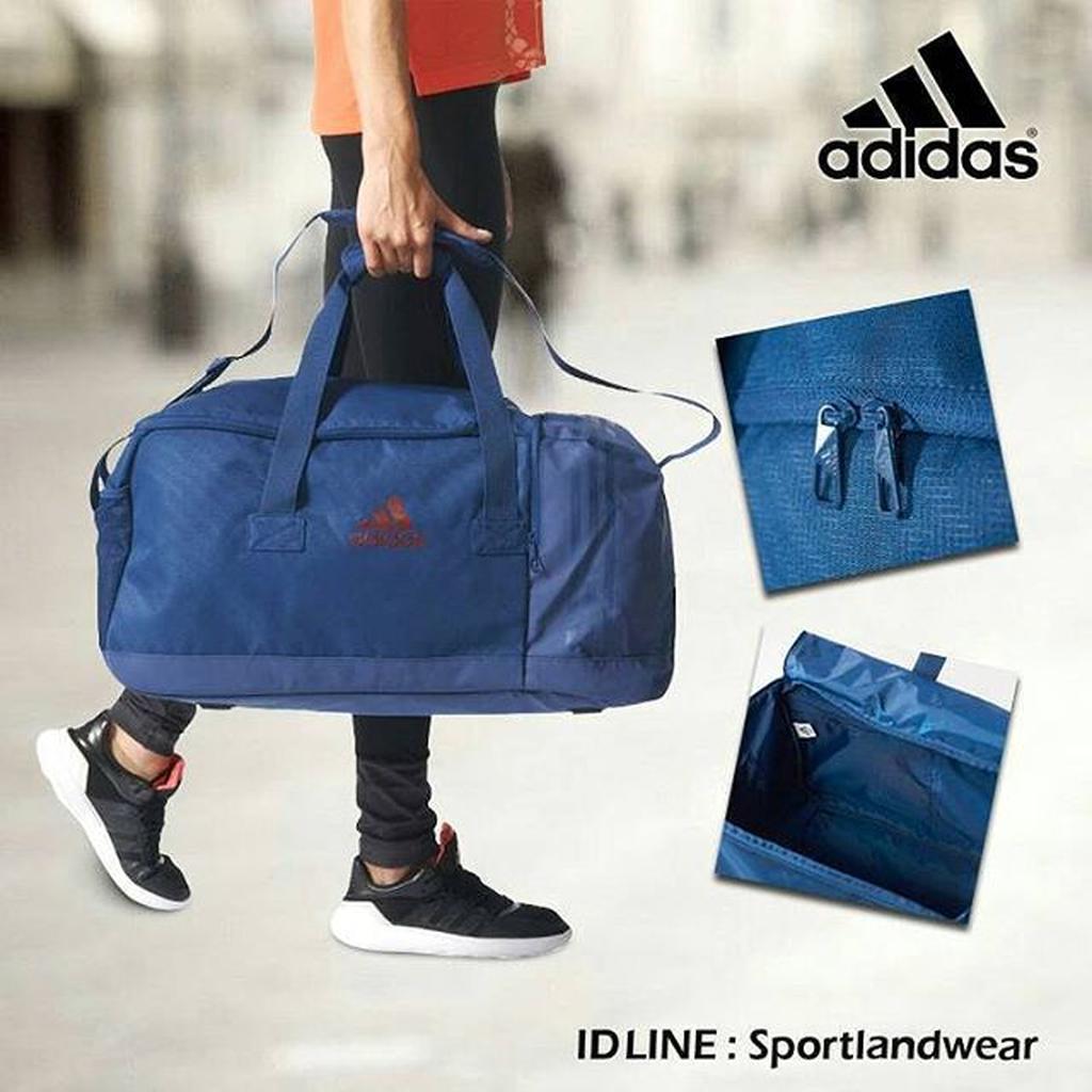 กระเป๋า Adidas Team Bag 3S PER M (S99998)BL(1590)  a66a4f756864e