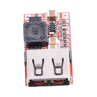 Review โมดูลชาร์จรถยนต์ 6-24V 12V/24V to 5V 3A USB Module DC Buck step down Converter DIY