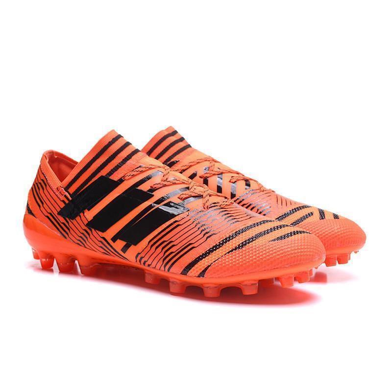 รองเท้ากีฬากลางแจ้ง Adidas Nemeziz 17+ 360 Agility AG รองเท้าฟุตบอล 79