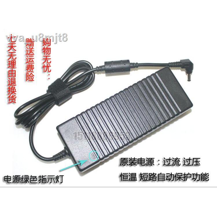◊❧✼ใหม่เดิม Jianxing 19V 7.1A 135W Universal ASUS Delta ACER แหล่งจ่ายไฟโน้ตบุ๊กแบบ all-in-one