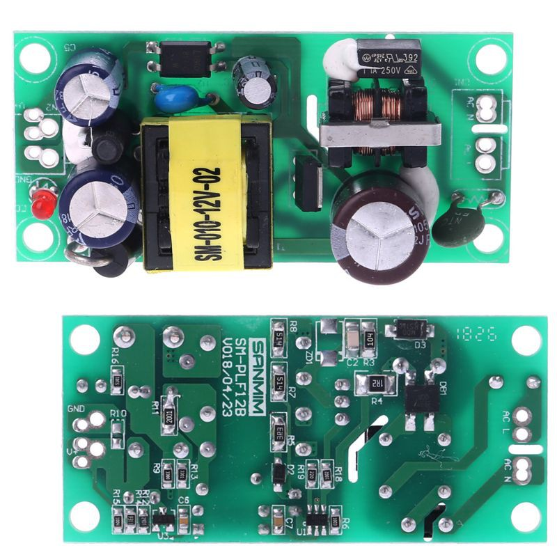 Low Ripple Switching Power Supply