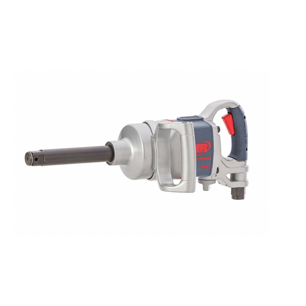 INGERSOLL-RAND 2850MAX Air Powered, 1 in Square Impact Wrench, 90 psi, 2,000 ft-lb Fastening Torque